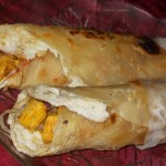 Egg Chicken Roll Recipe