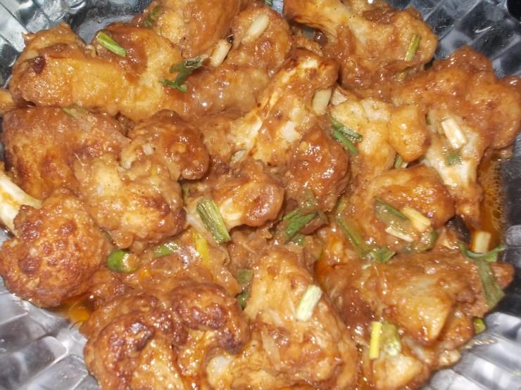 Cauliflower Manchurian Recipe