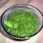 Mint Coriander Chutney Recipe With Garlic