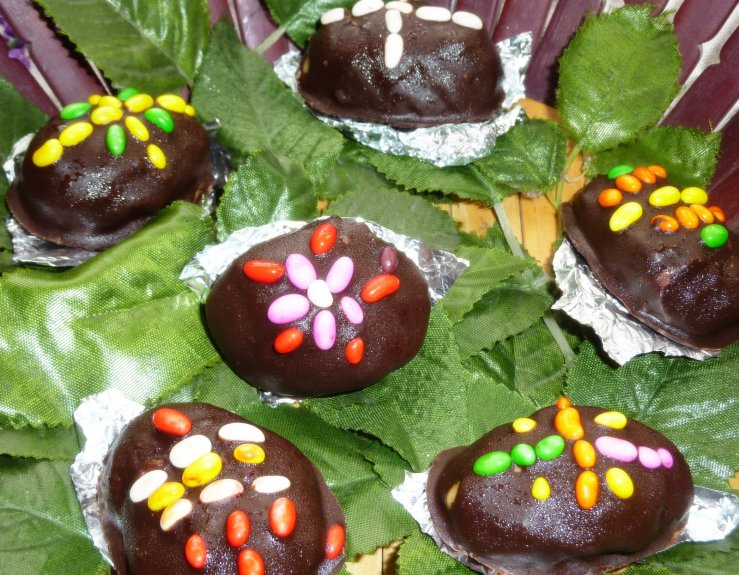 Easter Chocolate Eggs Recipe