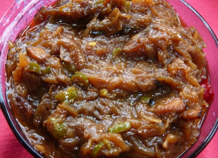 Ulli Curry Recipe