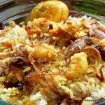 Malabar Prawn Biryani Recipe