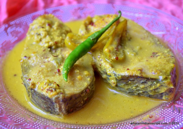 Doi Ilish Recipe