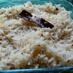 Jeera Rice Recipe