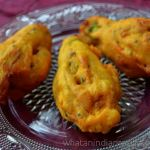 Prawn Stuffed Kumro Phool Recipe