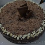 Eggless Chocolate Cake Recipe