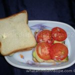 Simple Veg Sandwich Recipe