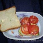 Simple Veg Sandwich Recipe
