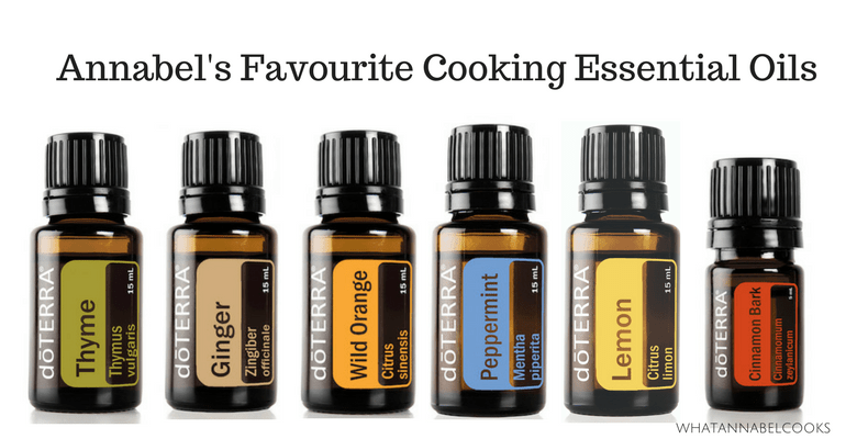 10 ways to cook with essential oils