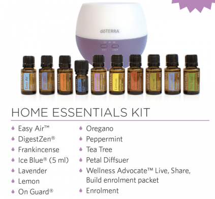 buy doterra home essentials kit