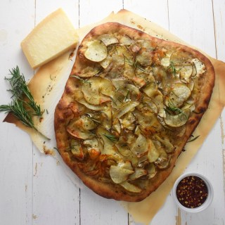 Potato + Rosemary Flatbread