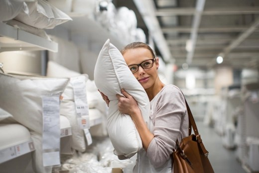 how to pick the right pillow Australia