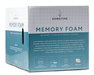 Downtime Memory Foam Topper​