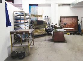 Laboratorio di serigrafia artigianale