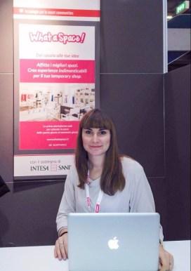 Eleonora Gasparella, Customer Care Manager