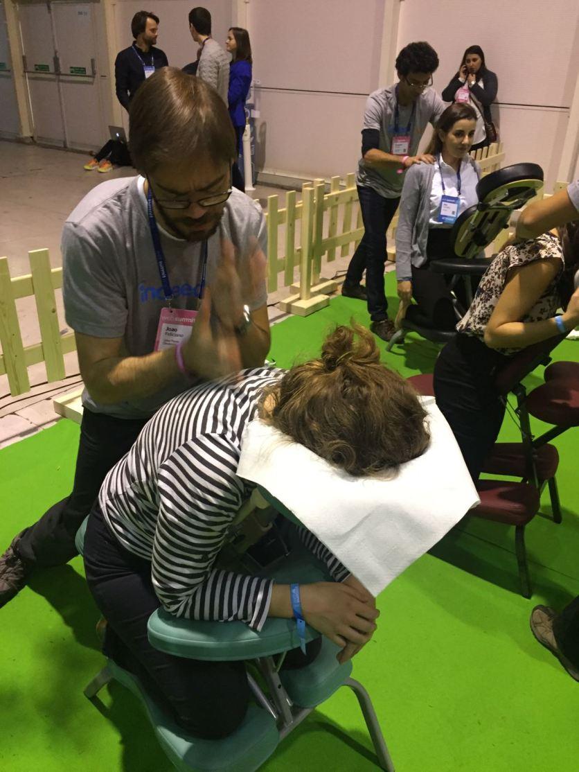 Massaggi - Lounge Women in Tech