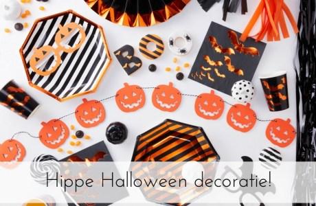 Halloween decoratie voor hippe Halloween feestjes!