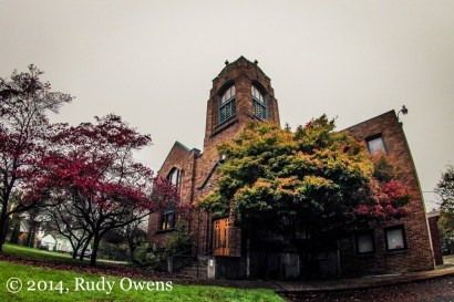 Mt. Scott Presbyterian Church Photo