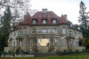 Pittock Mansion Photo