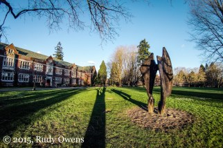 Reed College Photo