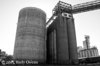 This is the largest grain elevator on complex on the West Coast.