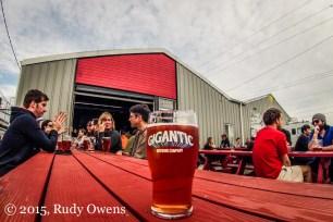 Gigantic Brewery