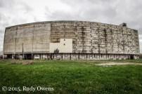 Abandoned Warehouse, River Rouge