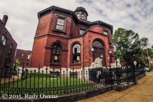 St. Louis Romanesque Style Home Photo