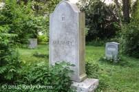 Shot at Washington Park Cemetery.