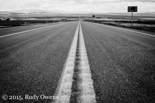 Open Road, Northwest Neveda