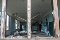 Inside Crockett Technical, Scrapped