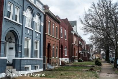 Fox Park Neighborhood Homes
