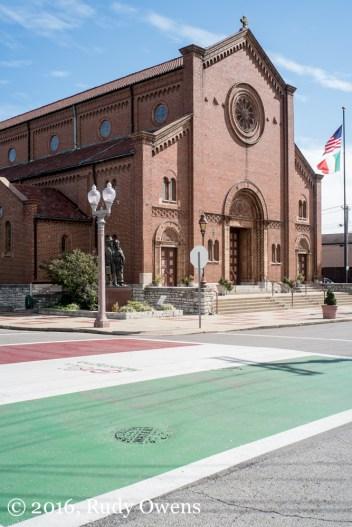 St. Ambrose Catholic Church, The Hill