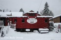 Portland Snow Picture