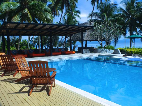 Beautiful Pools at the Jean-Michel Cousteau Resort