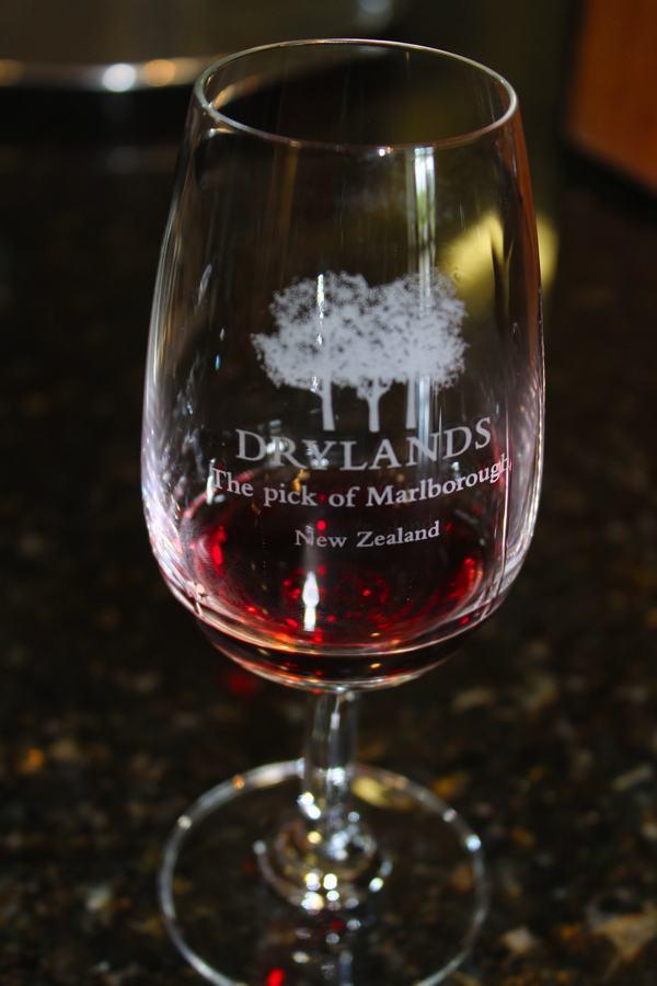 Delicious Drylands Wine