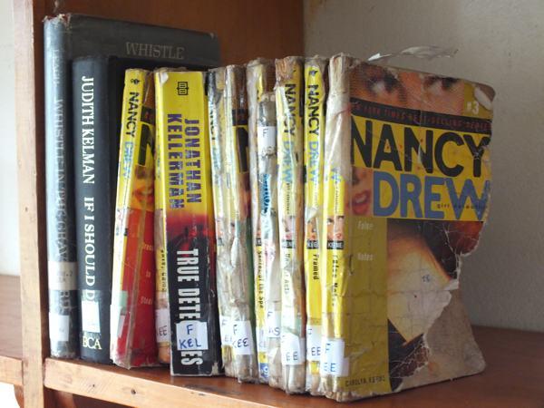 Many Worn Books