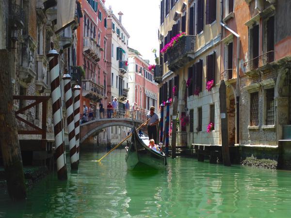 Venice Canal Gondola