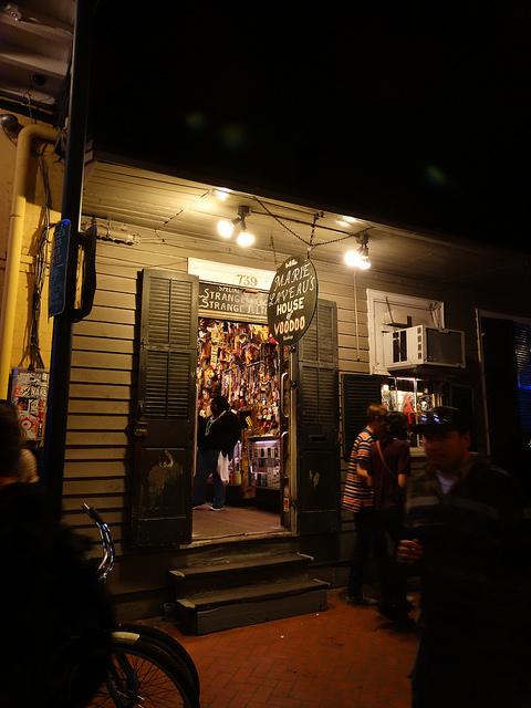 House of Voodoo on Bourbon Street