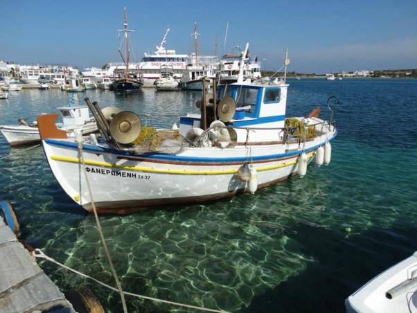 Fishing on Antiparos