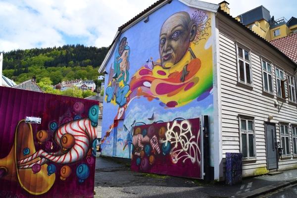 Visit Bergen for Street Art