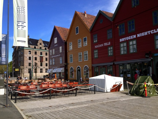 Bryggens Bergen