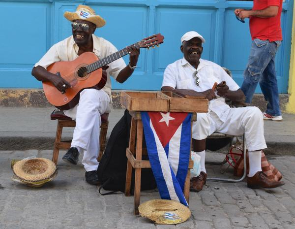 Cuba is music and smiles!