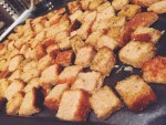 Klosterman's Rye Apple Bacon stuffing recipe