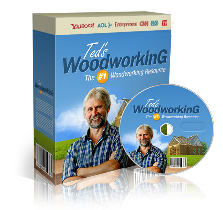 TedsWoodworking 16,000 Woodworking Plans – Review