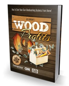 Wood Profits, Your Woodworking Business From Home