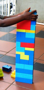 megablocks tower