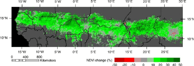 alarmists red faced as satellite image analyses show globe has greened markedly over past 4 decades 2 - Alarmists Red-Faced As Satellite Image Analyses Show Globe Has Greened Markedly Over Past 4 Decades