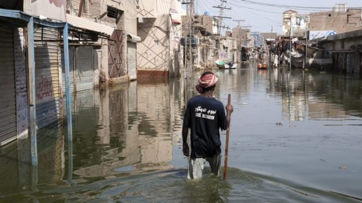 u n report human rights might not survive climate crisis - U.N. report: 'Human rights might not survive' climate crisis