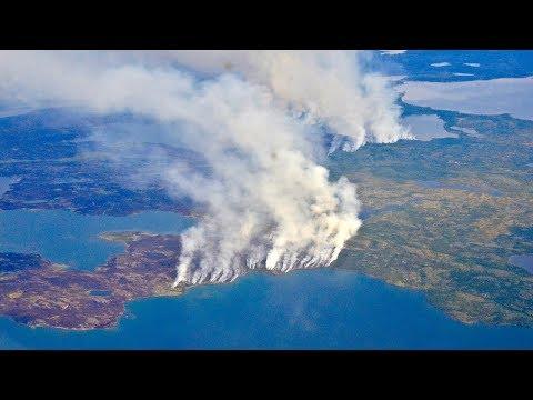 nasa studies how arctic fires change the world - NASA Studies How Arctic Fires Change the World